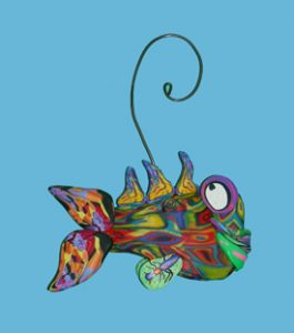 Underwater Creature Ornaments