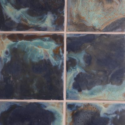 Brown Contemporary Bathroom Cloud Moon Cosmic Coop Close Up Copy