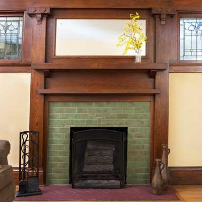 Fireplace Architectural Tile Handmade Amp Vintage Historic Tile