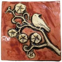 Carol Dean Painted Bird