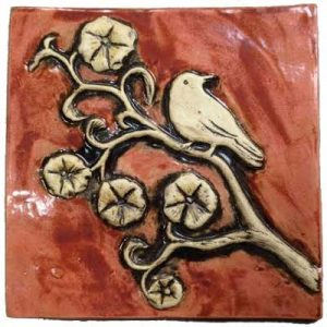 Carol Dean Painted Bird