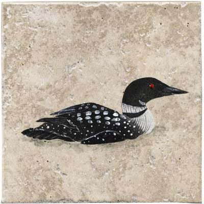 Stepahnie Loon 6 Inch Tile