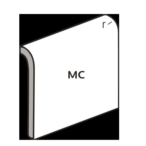 Mid Century Mud Cap