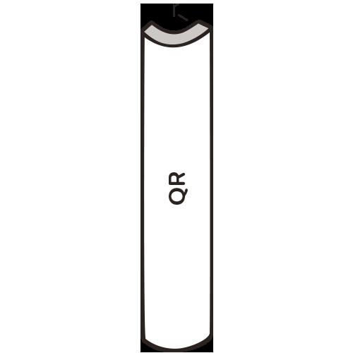Mid-Century Quarter Round