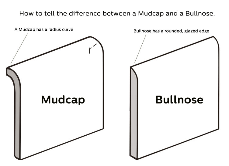 Difference Between Mudcap And Bullnose