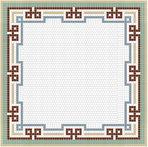 Ginko Complete Floor Pattern