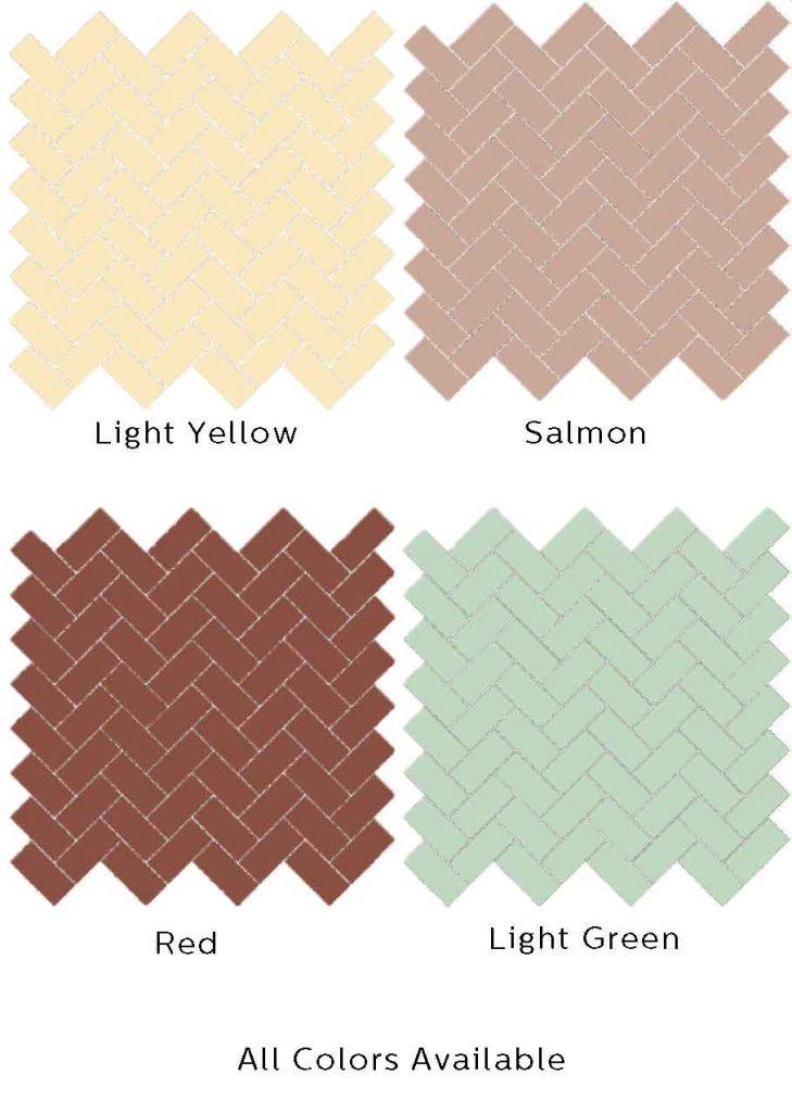 Herringbone Color