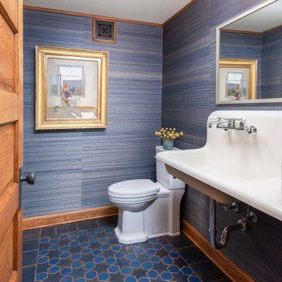 Bathroom Star Hex