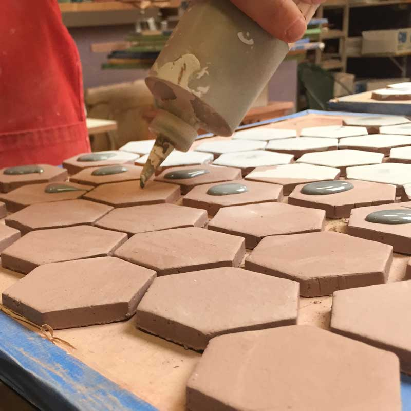 How We Make Tile