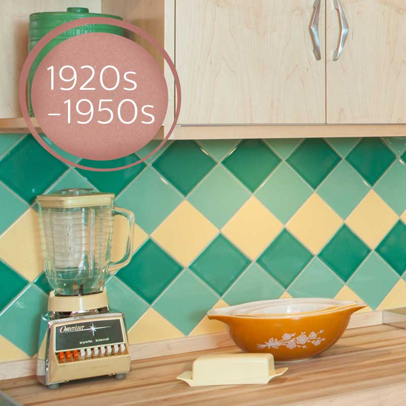 Mid Century Tile Collection