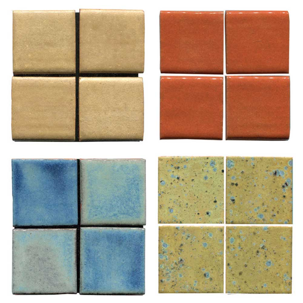 Handmade Sample Tiles