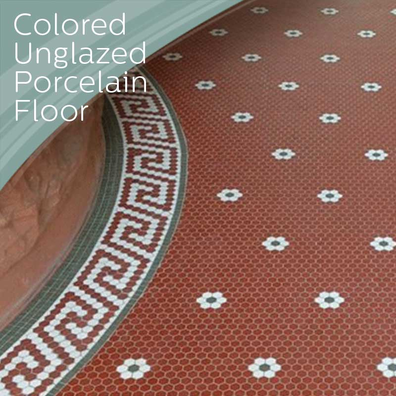Unglazed Porcelain Floor Gallery