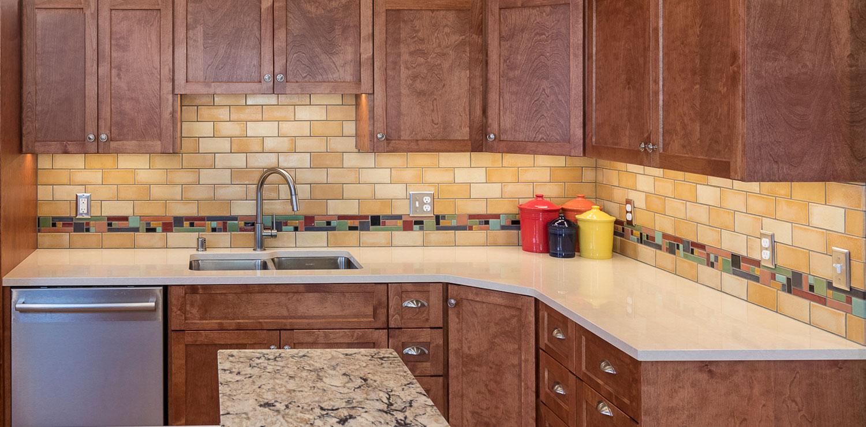 Tile Kitchen Backsplash
