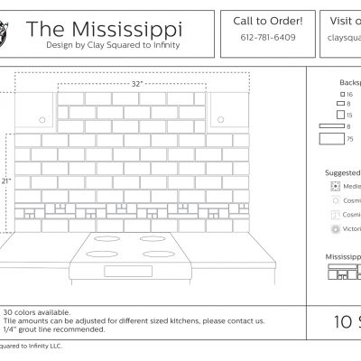 Mississippi Kitchen Drawing