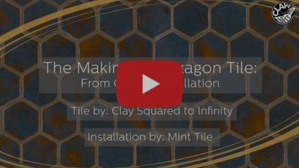 Making Hex Tiles Video Image