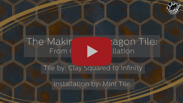 Making Hex Tiles Video Image