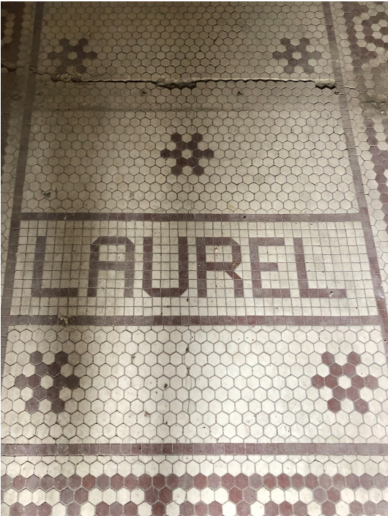 Laurel Mosaic